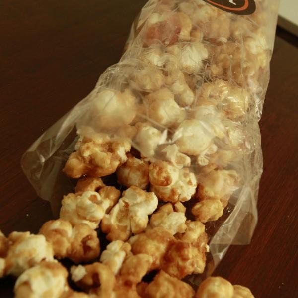 Popcorn au Caramel
