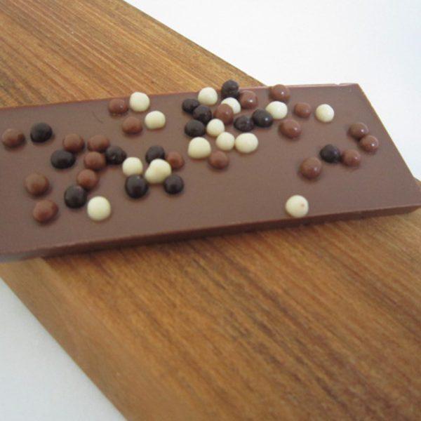 Tablette perles croquantes