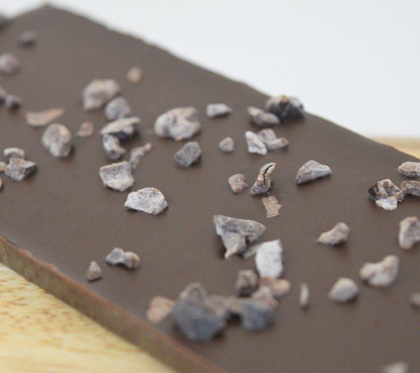 Tablette Ocoa grué de cacao