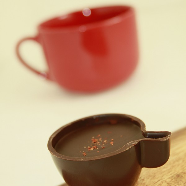Chocolat Chaud Piquant